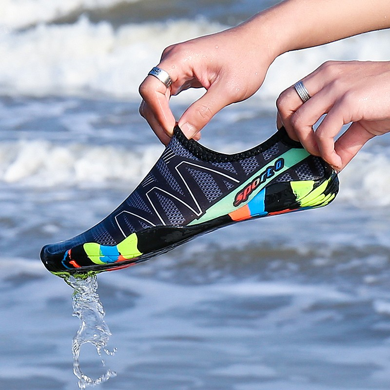 Children Unisex Sneakers Beach Swimming Aqua Shoes Quick-Drying Adults