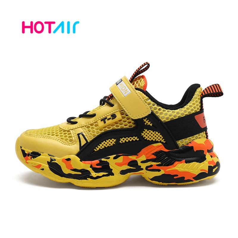 Boys Summer Sneakers Breathable Casual Running Child Shoes