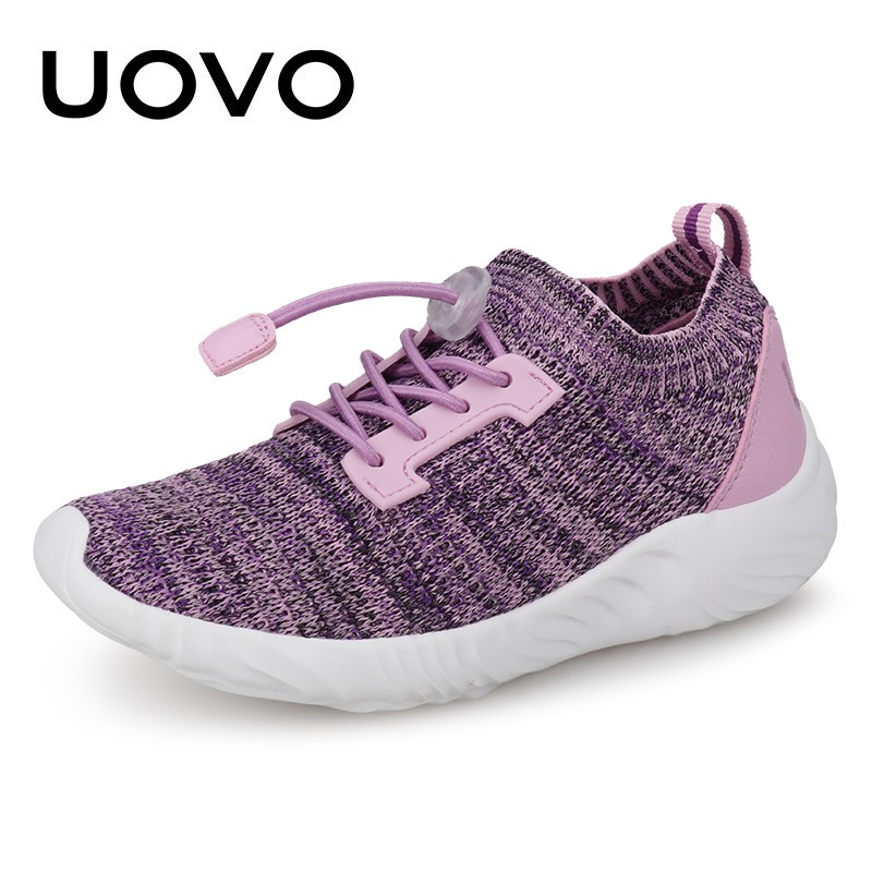 Boys Girls Sport Breathable Mesh Running Shoes Sneakers