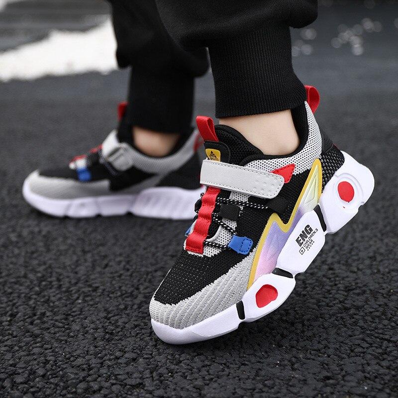 Boys Girls Children's Sneakers Fashion Running Shoes Summer