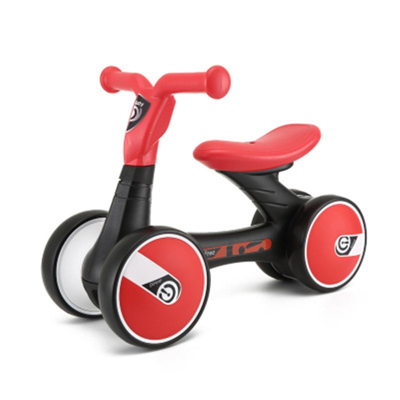 No Foot Pedal Driving Bike Scooter Baby Walker Child 1-3 years