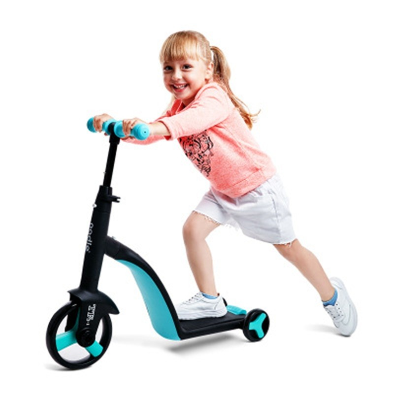 3 in 1 kids Child Scooter Multifunctional Tricycle For 2 years Up