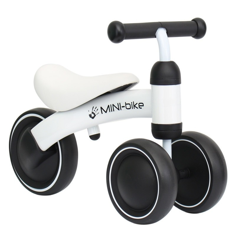 No Foot Pedal Tricycle Bicycle Baby Walker Infant Toddler for 1-3 Years