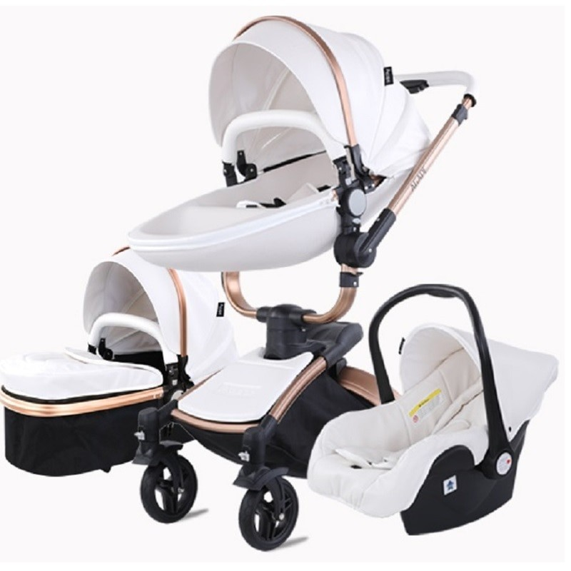 Baby Folding Stroller 3 in 1 tricycle baby walker 0-36 months