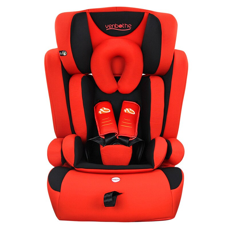 Free Shipping Venbothe Car Child Safety Seat 9 Months-12-year-old HB-01 Series Car Sit Baby Car Safety Seat for Kids